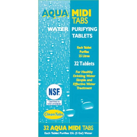 Pack Of 32 Aquatabs