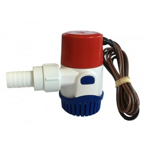 Jabsco Rule Fully Automatic 500 Submersible Pump 12V