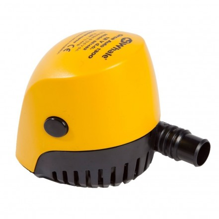 Whale Orca Automatic Bilge Pump 12V 1300 GPH