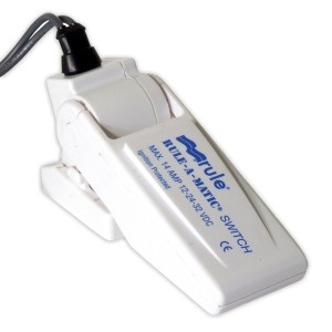 Jabsco Automatic Bilge Switch Rule-A-Matic