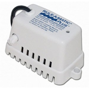 Jabsco Automatic Bilge Switch Rule-A-Matic Enclosed