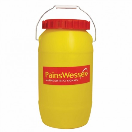 Pains Wessex Waterproof Storage Bottle 12ltr