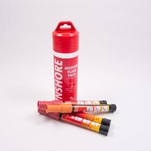 Hansson Pyrotechnics Ikaros Flare Pack Inshore
