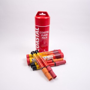 Hansson Pyrotechnics Ikaros Flare Pack Coastal