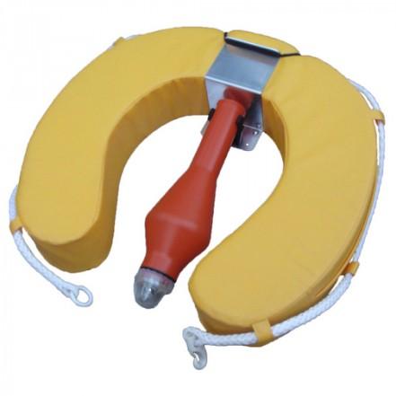 Waveline Lifebuoy Set Yellow