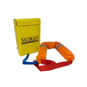 Seago Mob Rescue System Yellow Case