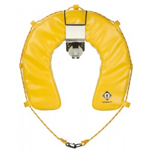 Crewsaver Hamble Lifebuoy Set Yellow