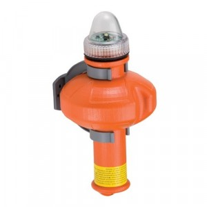 Trem Led Floating Lifebuoy Light With Holder