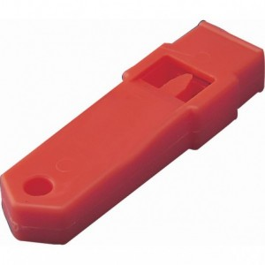 Waveline Whistle Plastic