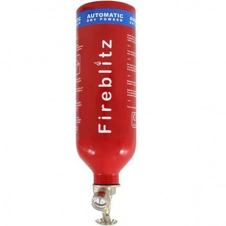 Fireblitz Auto Fire ABC Dry Powder Extinguisher 1kg
