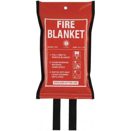 Waveline Savex Fire Blanket 1 Metre x 1 Metre