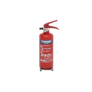 Waveline ABC Powder Fire Extinguisher MED Approved 2kg