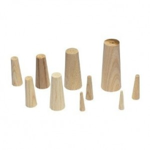 Waveline Softwood Plugs - Pack of 10