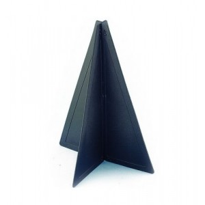 Waveline Day Signal Black Motoring Cone