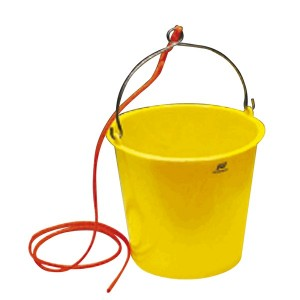 Plastimo Plastic Bucket 10 Litre With Rope