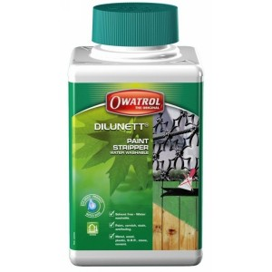 Owatrol Dilunett 2.5L Paint & Varnish Remover