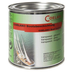 Coelan Topcoat Glossy Finish 750ml