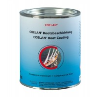 Coelan Silk Finish Topcoat 375ml