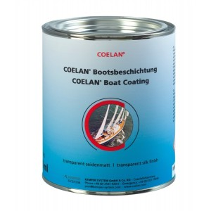 Coelan Clear Coating Glossy 375ml