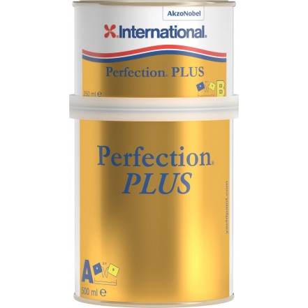 International Perfection Two Pack Varnish 750ml