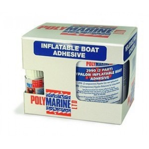 Polymarine P/mar Hypalon Adh 2 Part 250ml(2990)