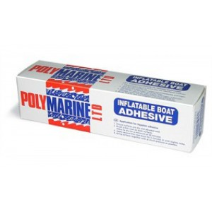 Polymarine Single Part Hypalon Inflatable Boat Glue 70 ml
