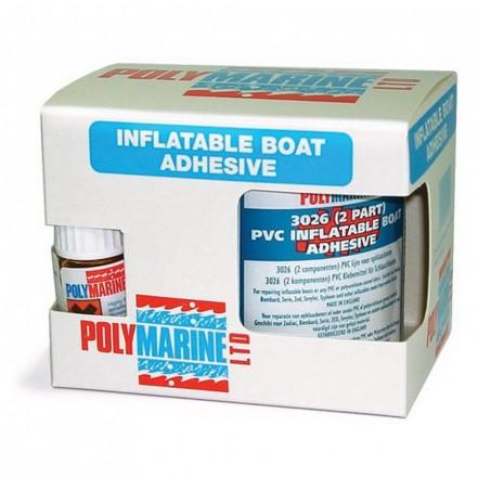 Polymarine PVC Adhesive 2 Part 250ml