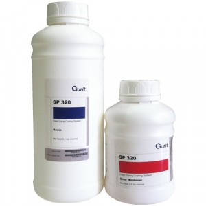 SP Epoxy Systems SP320 1kg Resin/Slow Hardener