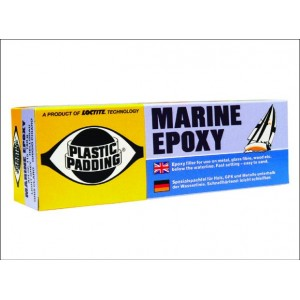 Plastic Padding Marine Epoxy 2 Pack Filler