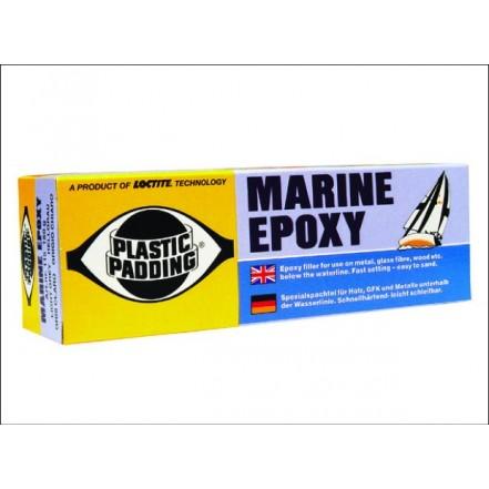 Plastic Padding Marine Epoxy 2 Pack Filler