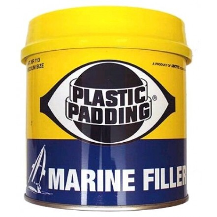Plastic Padding Marine Filler Tin 787 gram