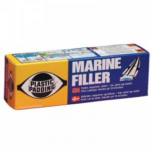 Plastic Padding Marine Filler Tube 150 grams