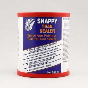 S-A Marine Products Teak Sealer 950ml