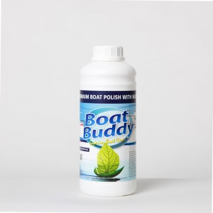Boat Buddy Boat Polish With Wax 1 Litre