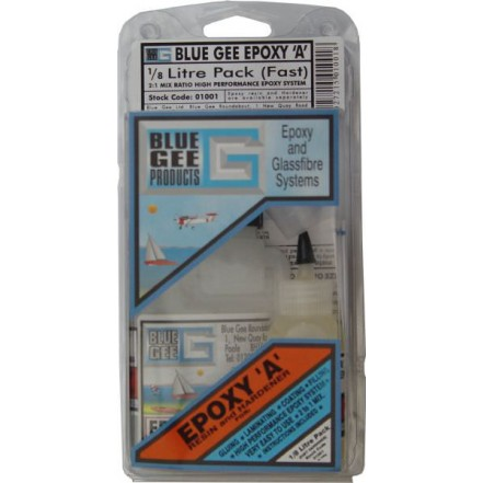 Blue Gee Epoxy Resin Fast 125ml