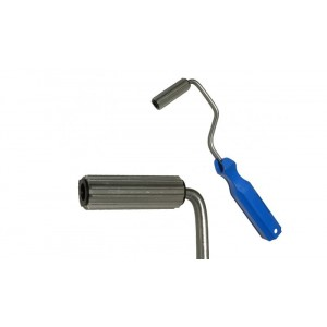 Blue Gee Fibreglass Paddle Roller 15mm x 50mm