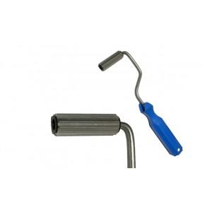 Blue Gee Fibreglass Paddle Roller 15mm x 50mm