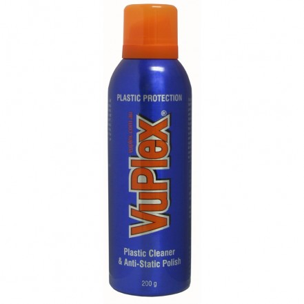 Vuplex Plastic Protect & Anti Static Polish 235ml