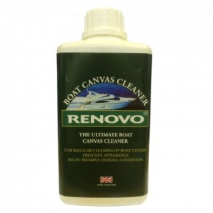 Renovo Boat Fabric Maintenance Canvas Cleaner