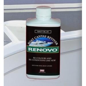Renovo Boat Fabric Maintenance Navy Reviver