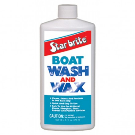 Starbrite Boat Wash & Wax 473ml