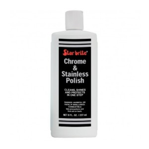 Starbrite Chrome & Stainless Polish 250ml