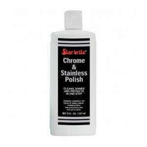 Starbrite Chrome & Stainless Polish 250ml