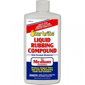Starbrite Liquid Rubbing Compound For Medium Oxidation 473ml