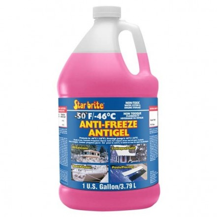 Starbrite Sea Safe Antifreeze 3.79ltr