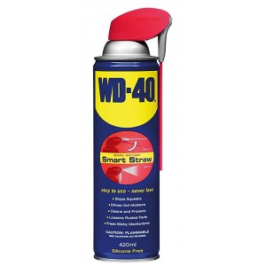 WD40 Lubricant Smart Straw 420ml
