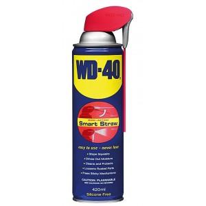 WD40 Lubricant Smart Straw 420ml