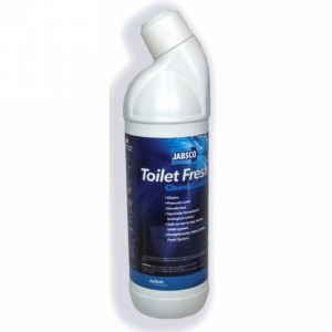 Jabsco Toilet Fresh Clean & Condition 1 Litre