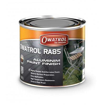 Owatrol RA85 Aluminium Paint Finish 500ml