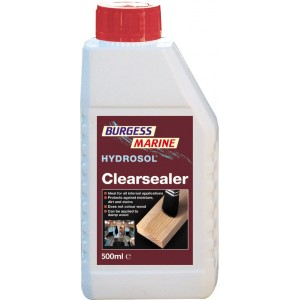 Burgess Clearsealer 500ml